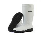 Stivale Poliuretano Alpha-Safety-S4_Bianco/Grigio