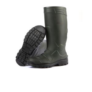 Stivali Poliuretano Alpha-Safety-S4_Verde_Nero