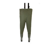Stivali da Pesca Safety-Chest-Wader (vista retro)