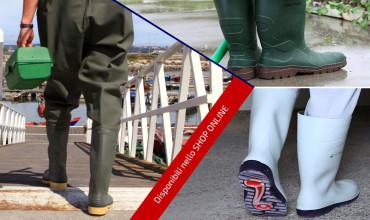 Nuovi Prodotti – Stivali in Poliuretano