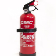 ART. 01112 - Estintore a polvere 1 Kg – classe di fuoco: 8A 34B C