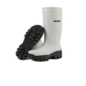 Stivali poliuretano Alpha-IcePack_Bianco/Nero